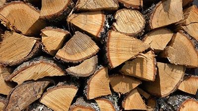Dry Seasoned Firewood Logs West Yorkshire