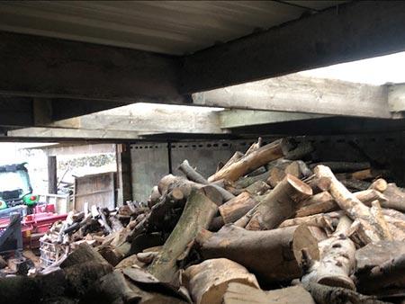 Fully Seasoned Logs West Yorkshire